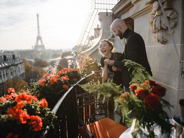 Oleg and Ksenia